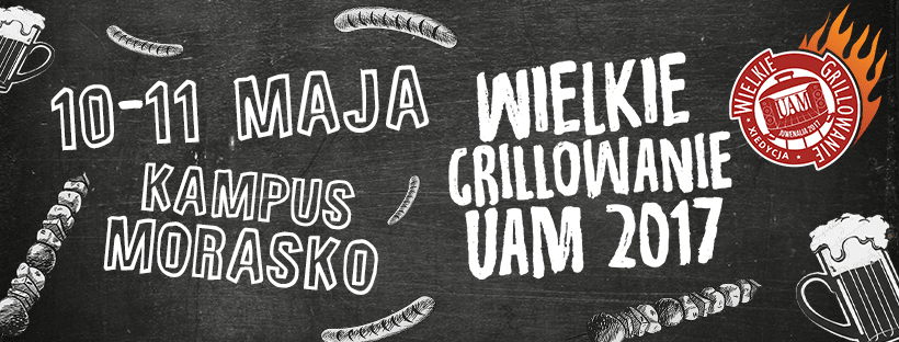Wielkie Grillowanie Poznań 2017