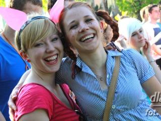 Lublin: Studenci opanowuj� miasto - juwenalia lublin 2014 program poch�d juwenaliowy