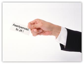 Wszyscy mówią — asertywność