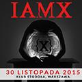 IAMX w Polsce! - iamx, muzyka, stodola, zabawa, rozrywka, muzyka, polska, warszawa