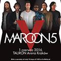 Maroon 5 po raz pierwszy w Polsce! - maroon, muzyka, maroon5, muzyka, koncert, krakow, rozrywka, zabawa, show, live, koncerty, tauron