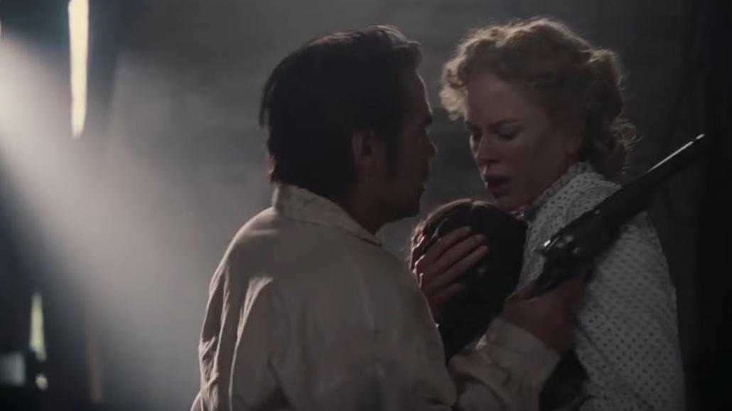 Colin Farrell, Nicole Kidman, Kirsten Dunst i Elle Fanning w erotycznym dramacie [WIDEO]