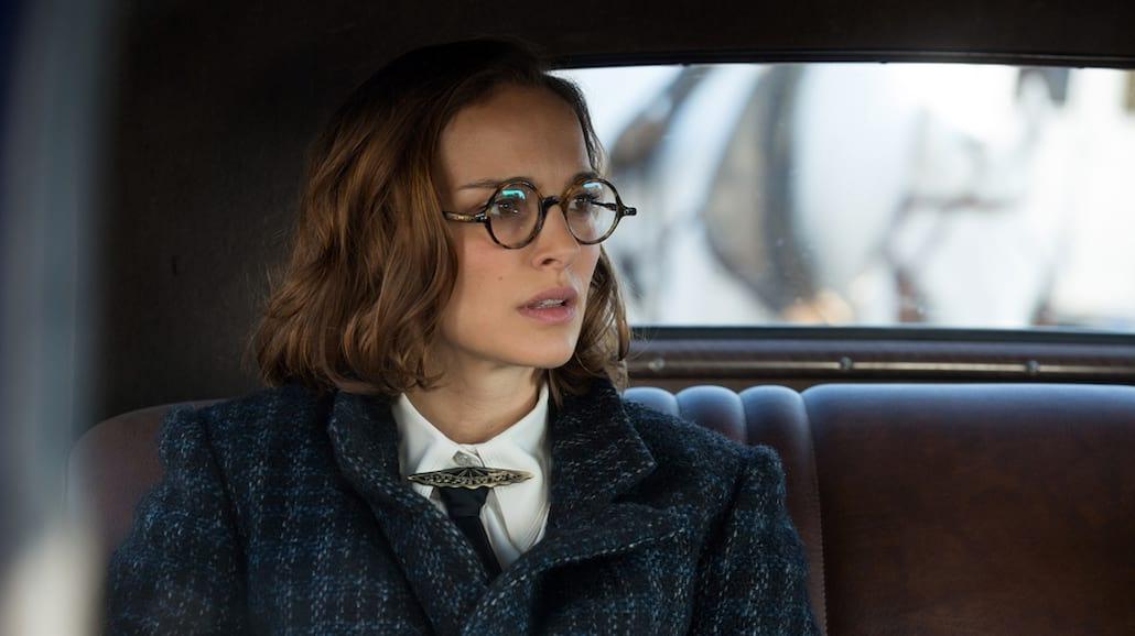 Natalie Portman - piękny umysł Hollywood