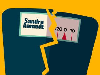 """""""Dlaczego tyjemy od diet"""", czyli o wojnie, której nie da się wygrać - Dlaczego tyjemy od diet, książki nowości, literatura premiery, książki o odchodzaniu, Sandra Aamodt"""