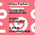 """""""Zaczynając od moich ulic"""" - znamy gości Festiwalu Miłosza - Festiwal Miłosza 2017, festiwal literacki kraków, Ewa Lipska, Krzysztof Siwczyk"""