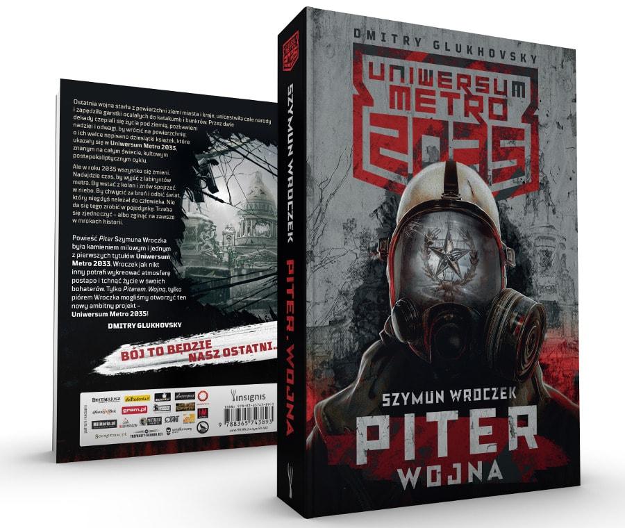 Piter. Wojna - książka