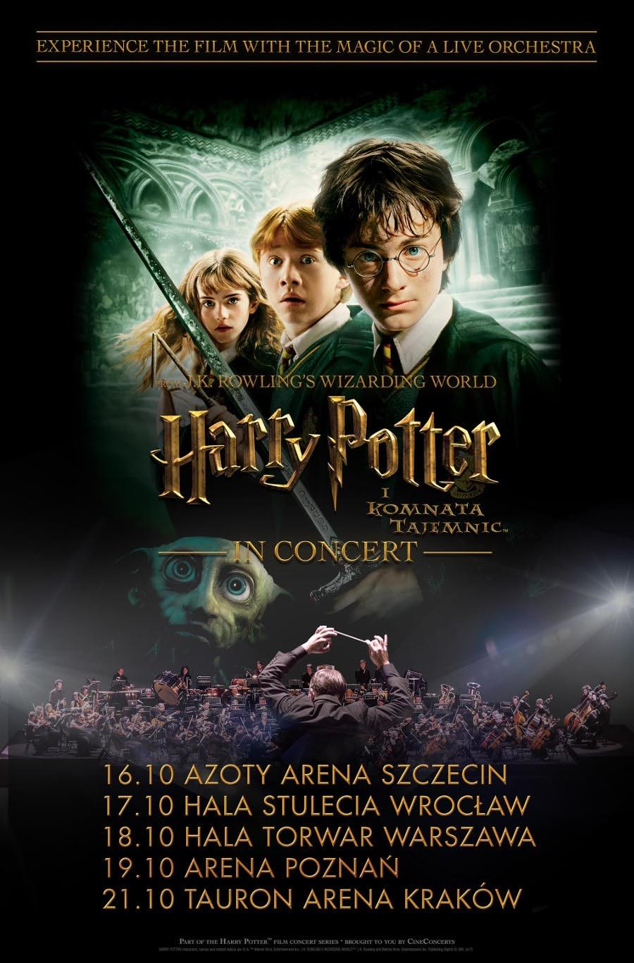 Harry Potter i Komnata Tajemnic in Concert