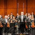 Krzysztof Penderecki wyruszy w tourn�e po Azji Wschodniej - Krzysztof Penderecki, Sinfonia Varsovia,Tourn�e Korea Po�udniowa, Chiny
