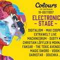Colours of Ostrava 2017 - przedstawia line-up Electronic Stage - colours of ostrava, polska, rozrywka, koncert, festiwal, muzyka, koncerty