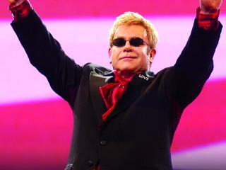Elton John (Reginald Kenneth Dwight)