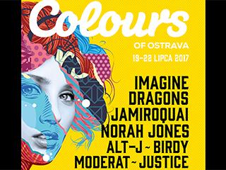 Colours of Ostrava 2017 przedstawia line-up Drive Stage - colours of ostrava, polska, rozrywka, koncert, festiwal, muzyka, koncerty