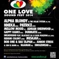 One Love Sound Fest rusza już 22 listopada! Wystapi Nneka i Alpha Blondy [BILETY, WIDEO] - One Love Sound Fest
