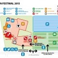 Jarocin Festiwal 2015. Zobacz mapkę festiwalową oraz harmonogram imprezy [ZDJĘCIA, BILETY] - jarocin, jarocin festival 2015, line-up, mapka, harmonogram