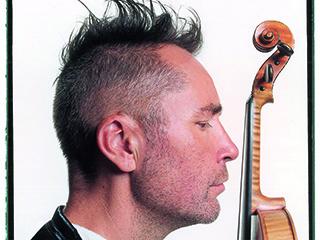 Nigel Kennedy zagra we Wrocławiu - nigel, wrockfest, rozrywka, wroclaw, koncert, hala orbita, muzyka,