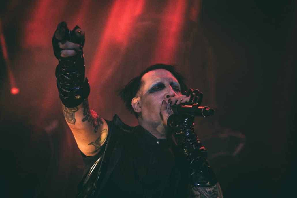 Manson w Katowicach
