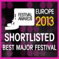 Open'er finalist� European Festival Awards - open'er festival european festival awards 2014 bilety