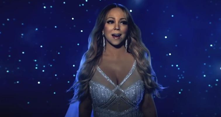 """Mariah Carey podbija serca nowym świątecznym utworem! Będzie hit na miarę """"All I want for Christmass""""? [WIDEO]"""