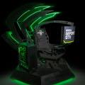 Tron dla prawdziwego entuzjasty gier komputerowych - tron do gier, komputer do gier, sprzęt do gier, karta graficzna nvidia