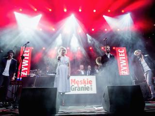 M�skie granie 2015: Wodecki z Mitch&Mitch i Molesta w Poznaniu - m�skie granie 2015, m�skie granie koncert, m�skie granie pozna�