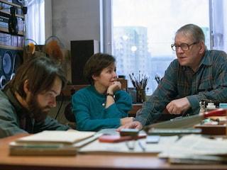Jaki był Beksiński prywatnie? Trwają prace nad nowym filmem - Zdzisław Beksiński, Ostatnia Rodzina, Z wnętrza