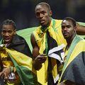 Jamajczycy pobili rekord świata! (WIDEO) - jamajka rekord świata sztafeta 4 x 100 m igrzyska londyn 2012 sprint usain bolt yohan blake