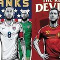 Belgia - USA na żywo! - belgia usa live transmisja na żywo mundial 2014 mecz 1/8 finału gdzie obejrzeć internet