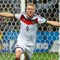 Niesamowity gol Andre Schürrlego z Algierią! - andre schurrle gol niemcy algieria 2 1 mundial 2014 bramka pięta wideo film gif