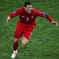 Pomarańczowa katastrofa. Wielki Ronaldo! - portugalia holandia 2 1 euro 2012 relacja składy gole bramki wideo grupa b cristiano ronaldo