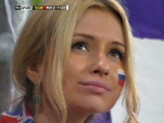 Najpiękniejsze kibicki EURO 2012 - euro 2012 najpiękniejsze kibicki fanki piłka nożna dziewczyny