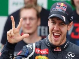 Sebastian Vettel mistrzem świata po raz trzeci! - formuła 1 f1 grand prix brazylii sebastian vettel mistrz świata red bull-renault lewis hamilton