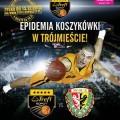 Epidemia koszykówki w Trójmieście! - mecz trefl sopot śląsk wrocław koszykówka legendy koszykówki bilety cena zniżki