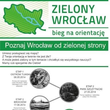 Ostatni etap biegów na orientację -  bieg na orientację zawody wrocław zielony wrocław zapisy zgłoszenia