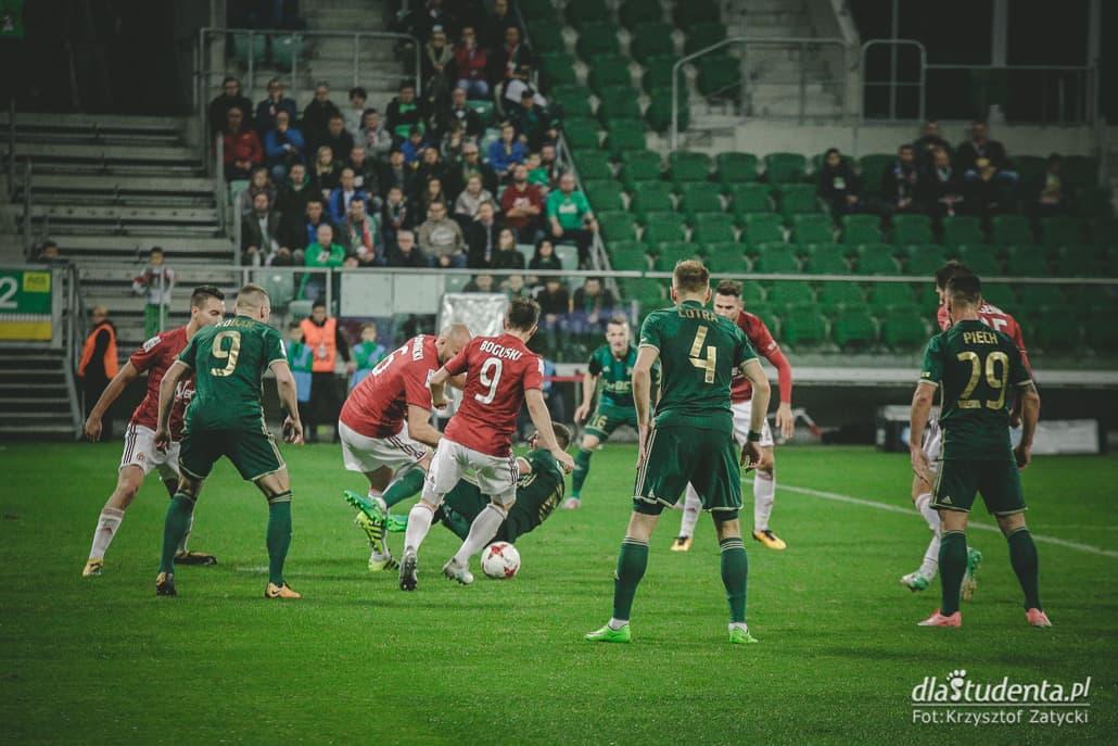 Śląsk Wrocław mecz stadion