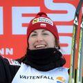 Justyna Kowalczyk z Kryształową Kulą! - justyna kowalczyk wygrała puchar świata kryształowa kula pierwsze miejsce sezon 2012/2013