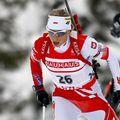 Srebrna Pałka! - krystyna pałka srebrny medal mistrzostwa świata biathlon nove mesto bieg pościgowy