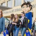 9 tysięcy osób odwiedziło UWM w czasie dnia otwartego - UWM studia, Okręgowa Komisja Egzaminacyjna w Łomży