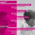 Wiosna z grafiką - cykl bezpłatnych wydarzeń w WSE - WSE kraków, Wyższa Szkoła Europejska im. ks. Józefa Tischnera, kursy dla studentów kraków