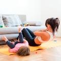 Nowe zajęcia Dance Kids + Mama w Studiu Ruchu Malwiny Pietrzak - ćwiczenia z dzieckiem wrocław
