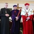 Święto Papieskiego Wydziału Teologicznego - święto papieskiego wydziału teologicznego pwt doktor honoris causa ks. paweł góralczyk wrocław