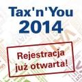 Tax'n'You: ruszyła VII edycja konkursu podatkowego