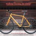 Wykr�� form� na zim� - piknik rowerowy bia�ystok jazda na rowerze rowerzy�ci