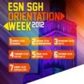 Orientation Week ESN SGH - orientation week esn sgh szkoła główna handlowa warszawa erasmus student network