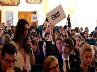 Symulacja obrad Parlamentu Europejskiego dla licealist�w - dsw, europejski parlament m�odzie�y, Parlament Europejski