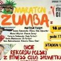 Maraton Zumba Kortowiada 2016 – próba bicia rekordu Polski! - maraton zumba, rekord polski w tańcu zumby, Stadion Główny UWM, kortowiada