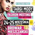 Ju� w najbli�szy weekend  KULTURA MODY w ramach Fashion Meeting Wroc�aw - wroc�aw fashion meeting, moda jesie� wroc�aw, kultura mody