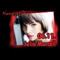Julia Marcell promuje p�yt� Proxy - julia marcel koncert w krakowie, studencki klub kwadrat krak�w