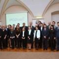 Najzdolniejsi maturzy�ci docenieni w Poznaniu - rozdanie dyplom�w, laureaci, najlepsi maturzy�ci, miasto pozna�