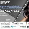 """Konferencja naukowa """"Potencja� trychologii w bran�y Spa & Beauty"""" - Wy�sza Szko�a In�ynierii i Zdrowia w Warszawie, trychologia, konferencja naukowa"""