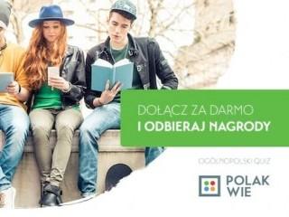 """""""Polak wie"""" - weź udział w niesamowitym quizie i naszym konkursie! - konkurs polak wie, quiz internetowy, quiz wiedzy"""