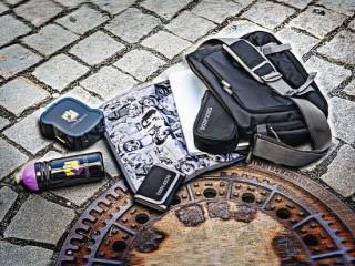 Plecaki inspirowane Nowym Jorkiem - plecaki hama, designerskie plecaki, torby na si�owni�